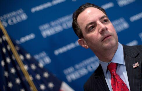 Republican Party Chairman Reince Priebus
