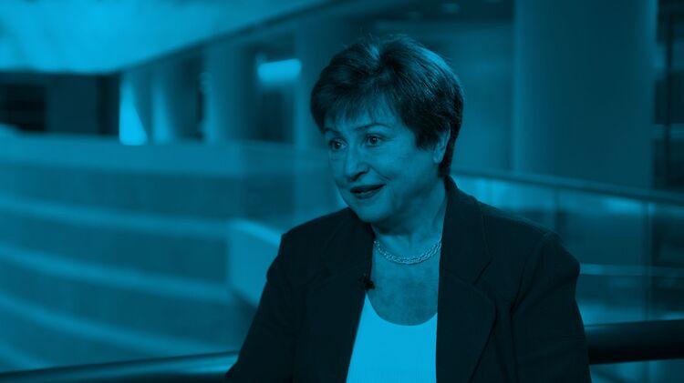 relates to Episode 5: Kristalina Georgieva, IMF Managing Director