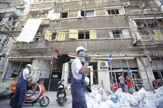 A Reeling Lebanon Is Back in Lockdown as Coronavirus Surges