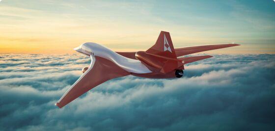 Texas Billionaire's Supersonic-Jet Dream Dies as Aerion Folds