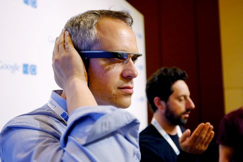 The Future of Google Rests on Your Nose