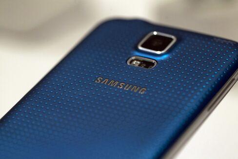 Samsung Galaxy S5 Smartphone