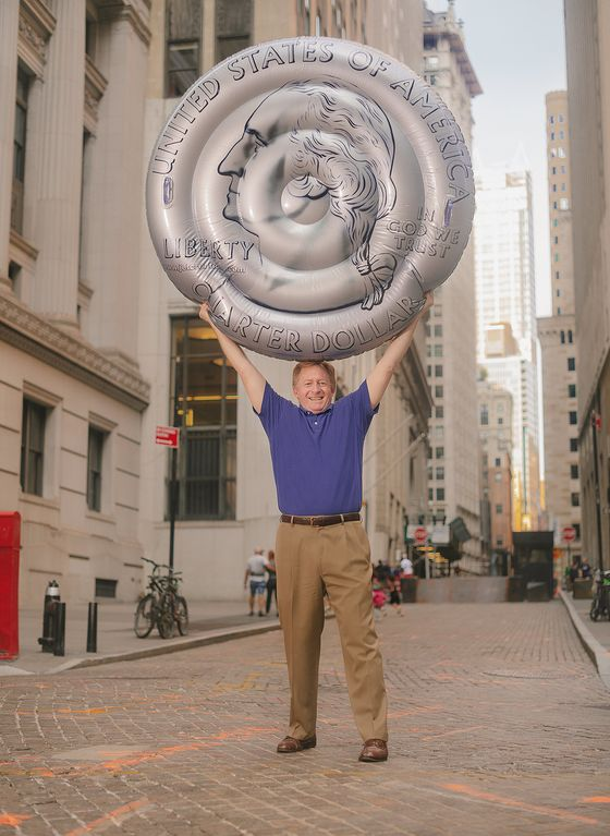 'Inflation Guy' Has Been Waiting Years to Tell You About the I-Word