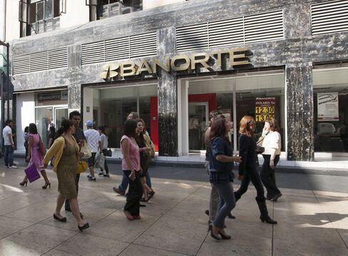 Banorte Seeks $3 Billion in Sequel to Record Santander Sale