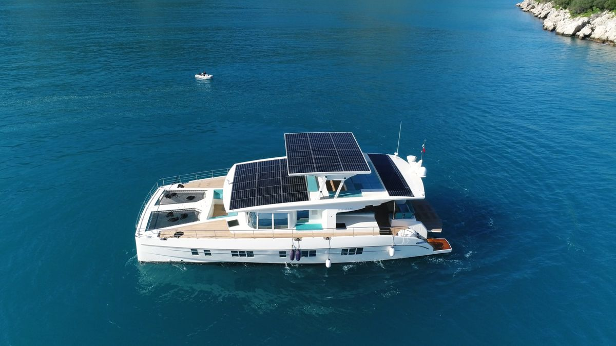 Now Luxury Boats Can Be Environmentally Friendly, Too