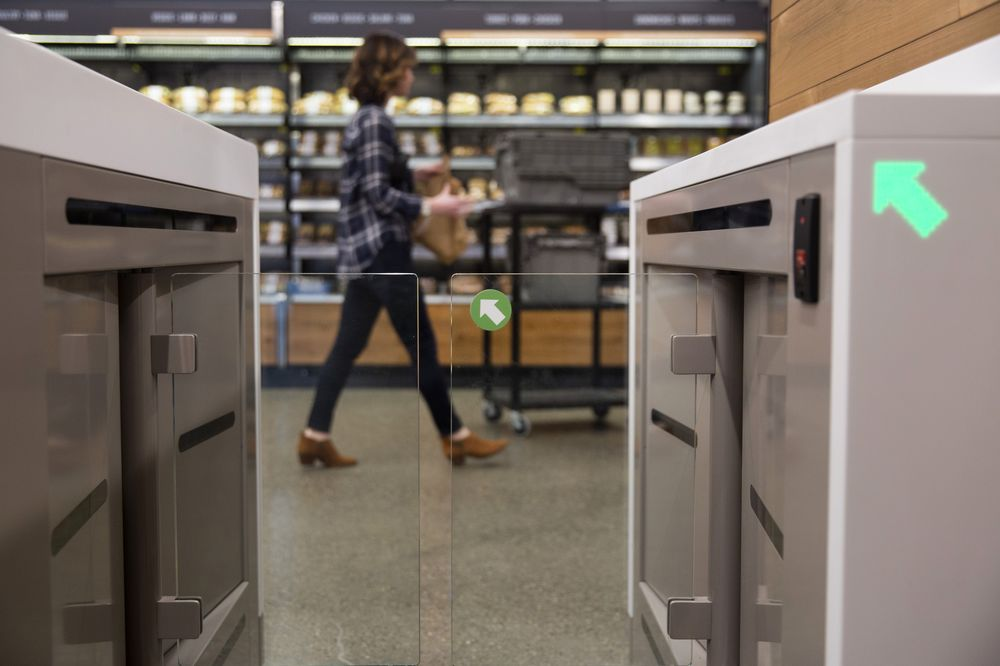 64d75d0137ea Who Is Banning Cashless Stores  Amazon Go Could Be Next - Bloomberg