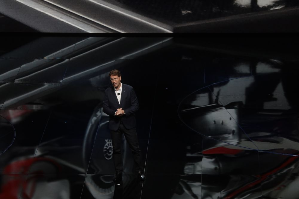 Daimler's New CEO Is a Quiet, Race Car-Loving Swede