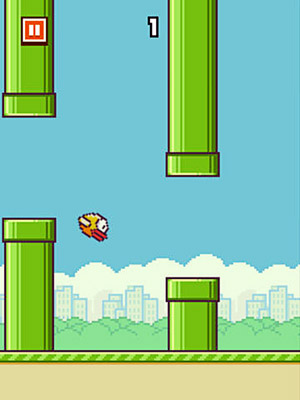 The Mysteries of Apps: Flappy Bird Shows That Dumb Luck Matters