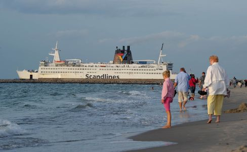 Scandlines Owners Said to Mull Deferring Sale Following Low Bids