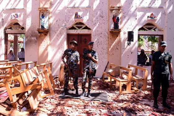 Easter Carnage Threatens to Breed More Violence in Sri Lanka