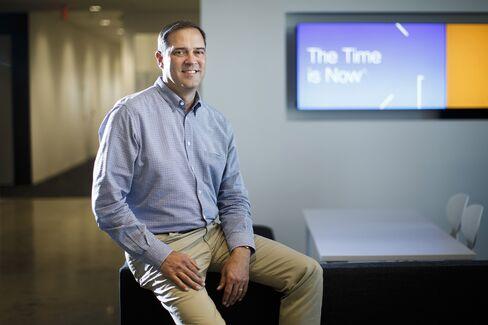 Chuck Robbins, chief executiveof CiscoSystems.