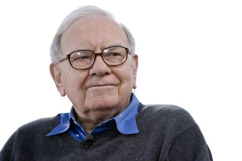 Berkshire Hathaway Inc. Chairman Warren Buffet