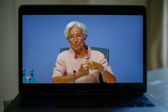 IMF Joins Powell and Lagarde Urging Governments to Keep Spending