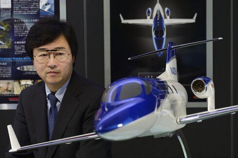 Honda Aircraft Company CEO Michimasa Fujino