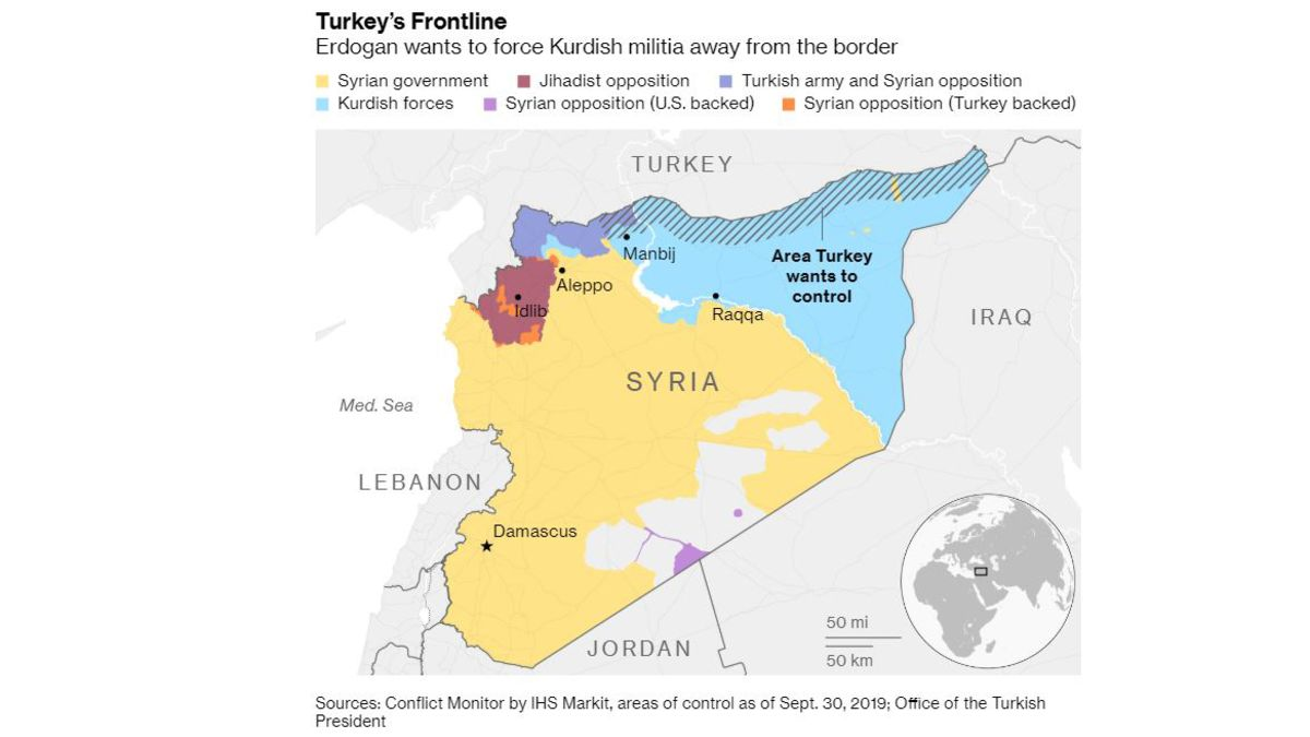 Why What Happens in Syria Matters Beyond Its Borders