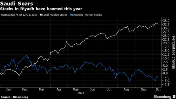 Biggest Saudi IPO Since Aramco Jumps 30% on Trading Debut