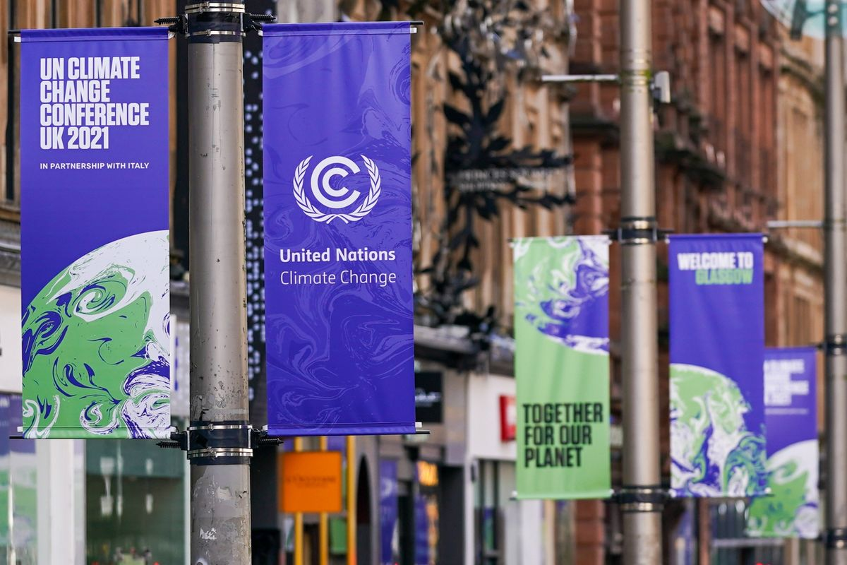 EU Officials Banned From Most COP26 Parties Due to Covid Surge