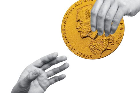 How to Accept a Nobel Prize: Robert Mundell