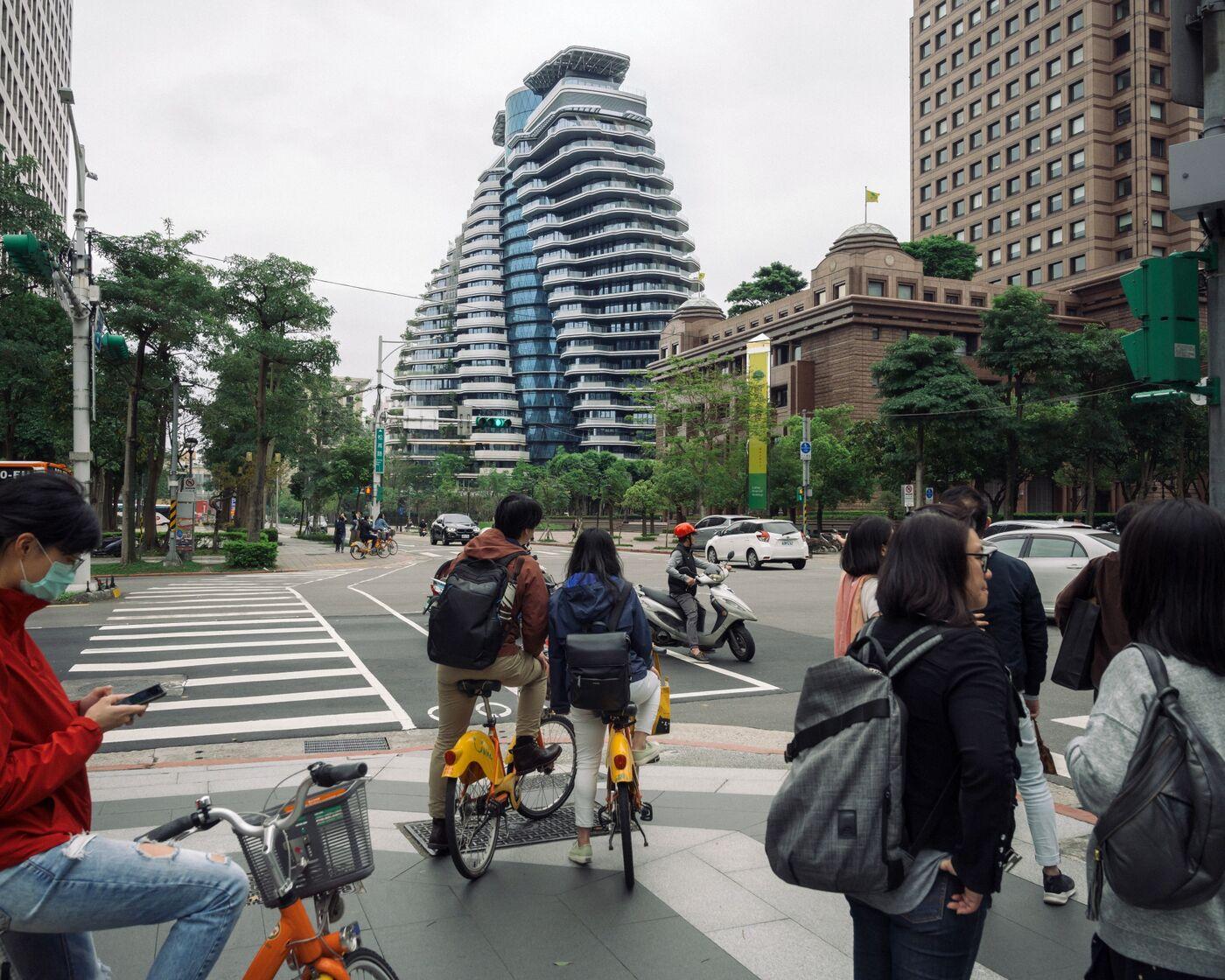 Sự giàu có của Đài Loan