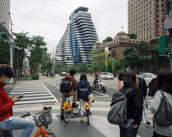 In Asia's Stealthy Rich City, the Ultra Wealthy Hide Their Hermes