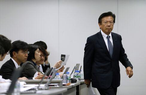 Tetsuro Aikawa in Tokyo on April 27.
