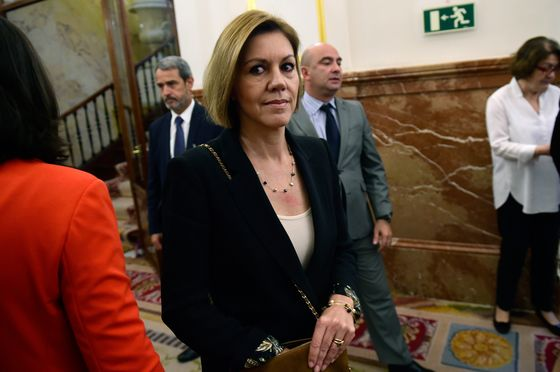 Two Women Head Race to Lead Spain's Main Conservative Party