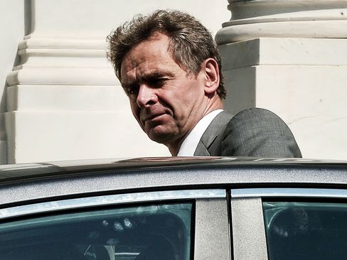 Poul Thomsen, director of the IMF's European Department.