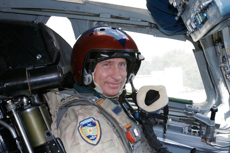 Οι επικίνδυνες αποστολές του Πούτιν
