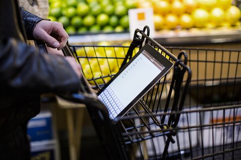 Beyond Webvan: MyWebGrocer Turns Supermarkets Virtual