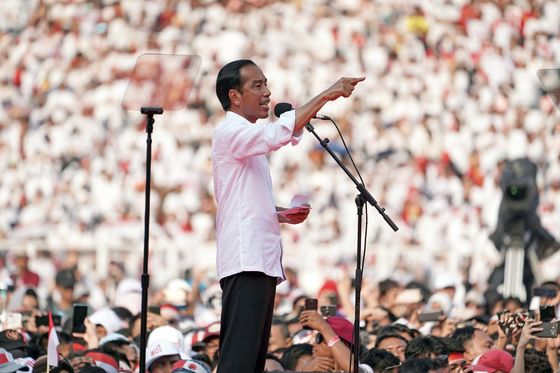 Indonesia Has a Grand $412 Billion Plan to Rebuild the Country