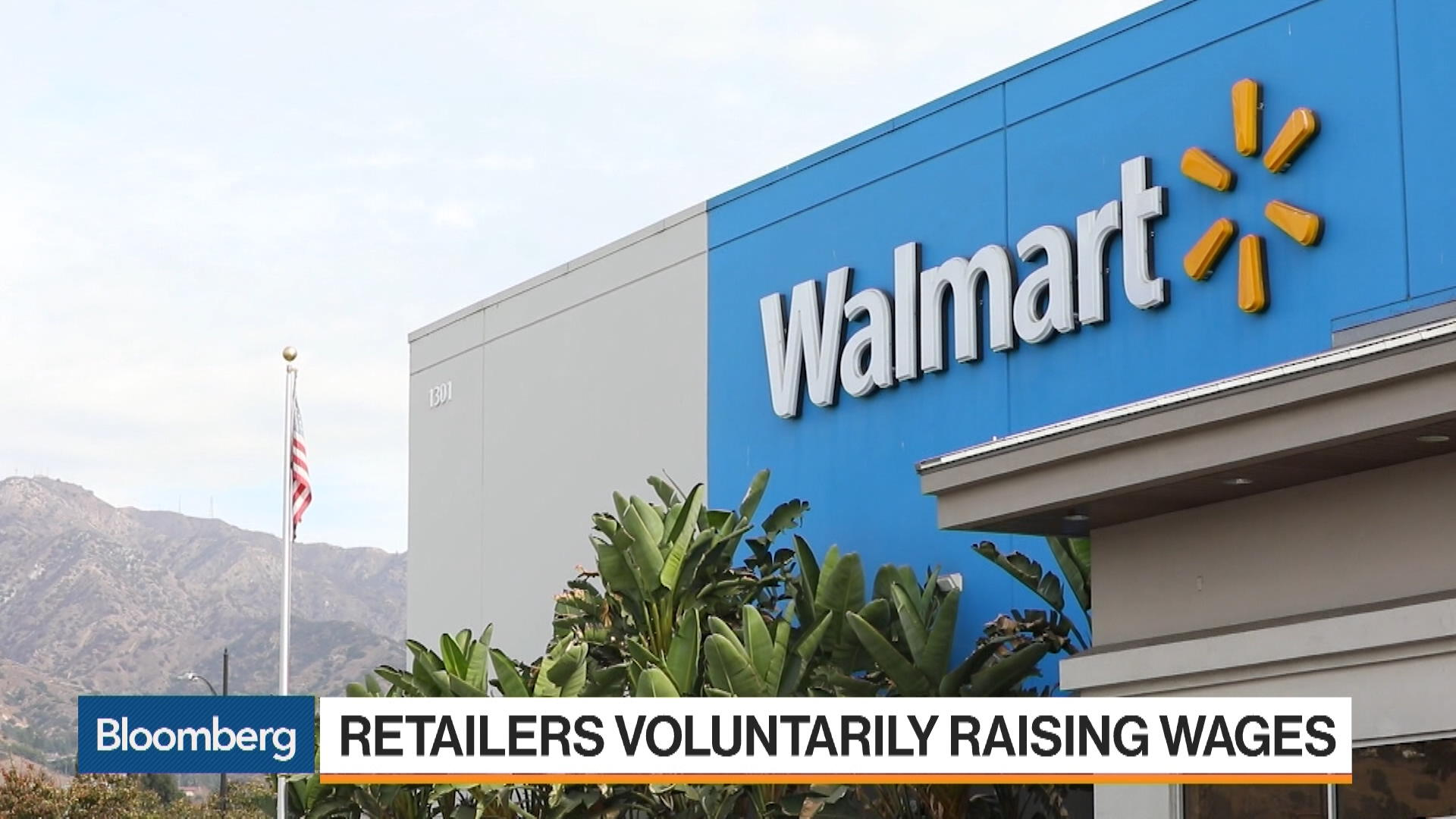Wal-Mart Job Cuts Rise to 1,000 in Company's Latest Shake-Up