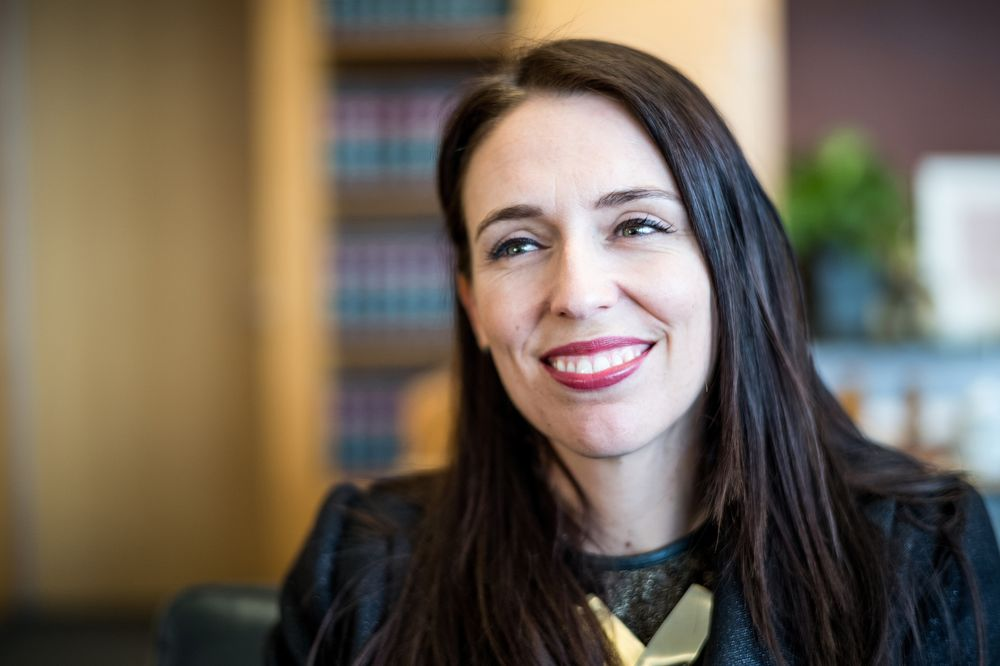 New Zealand Prime Minister Ardern Expecting Her First Child Bloomberg