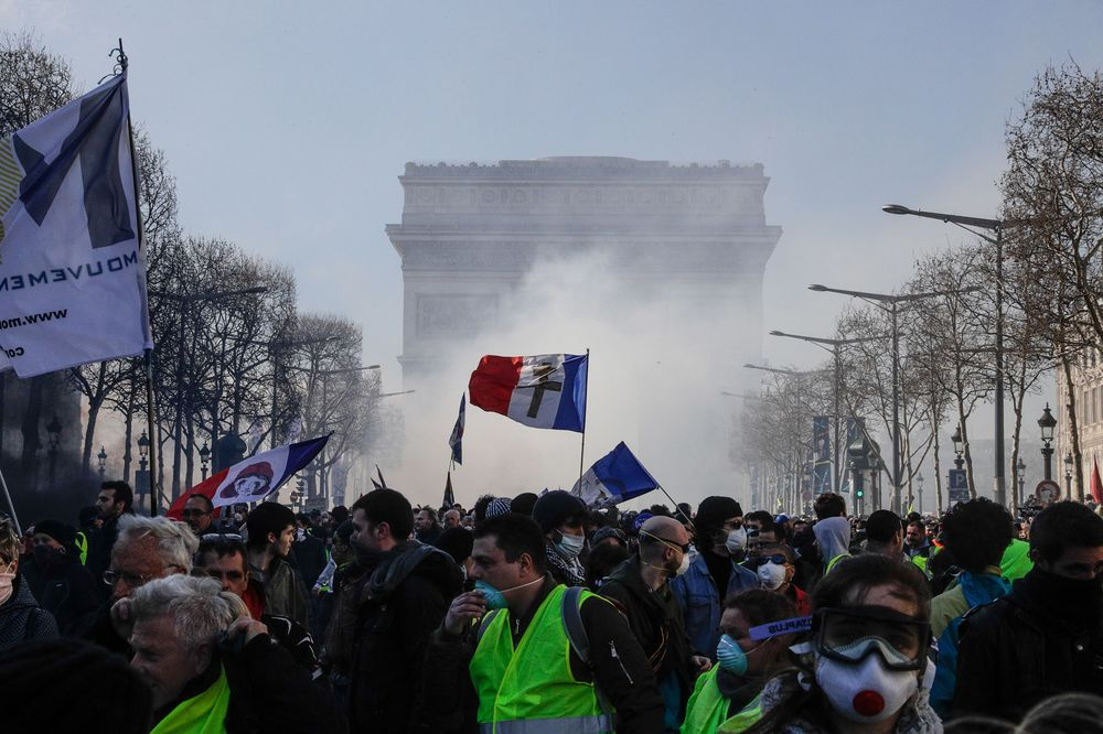 France's Message for Capitalism Is Quite Simple: Adapt or Die