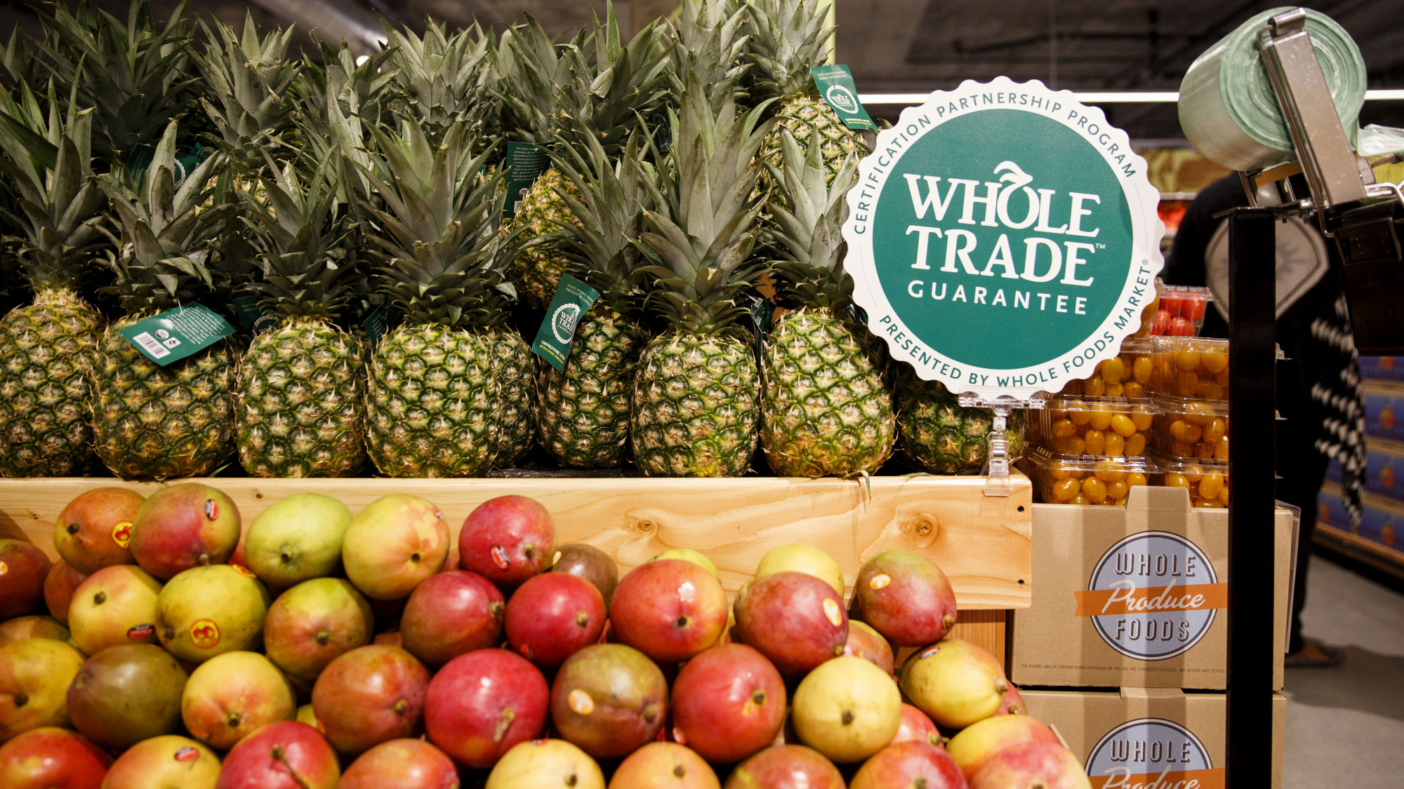 Amazon to Acquire Whole Foods for $13.7 Billion - Bloomberg