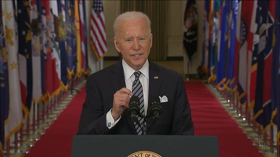 Biden Promises Virus 'War Footing' to Speed Shots for All Adults