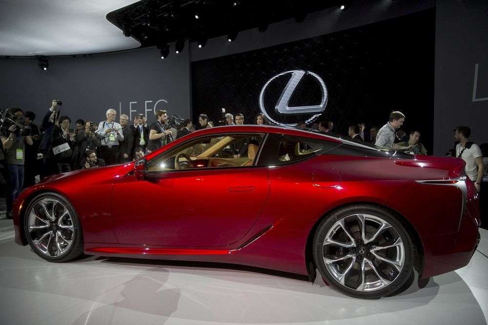 Acura Infiniti Lexus The Worst Luxury Cars Of 2018 Bloomberg