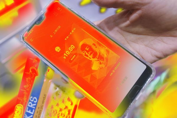 relates to Rise of Digital Yuan Brings New Challenges for China Tech Giants