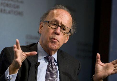 Nonexecutive Chairman of Morgan Stanley Asia Stephen Roach