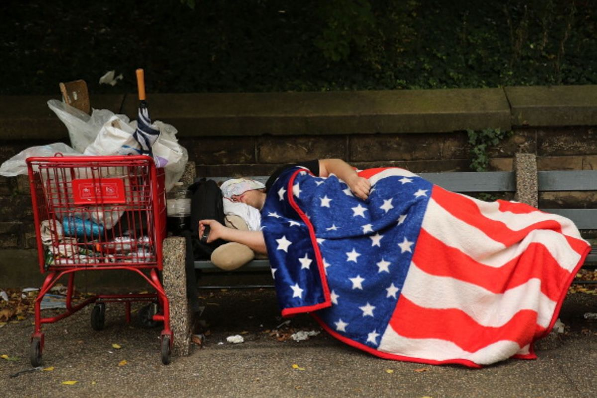 U.S. Is a Rich Country With Symptoms of a Developing Nation