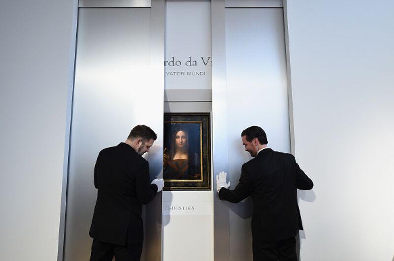 Salvator Mundi: Γιατί τα 420 εκατ. δολάρια δεν είναι παράλογα