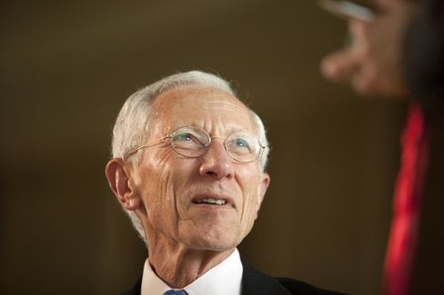 Bank of Israel Governor Stanley Fischer