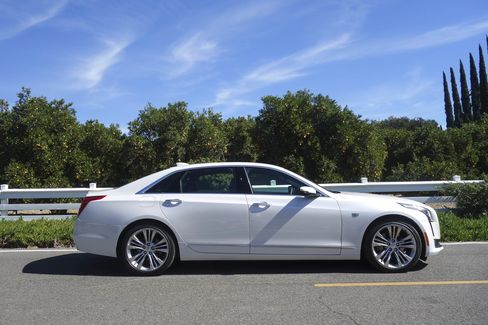 The standard model comes with a 2.0L 265-horsepower, four-cylinder engine.