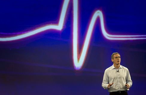 Qualcomm Inc.'s Chief Executive Officer Paul Jacobs