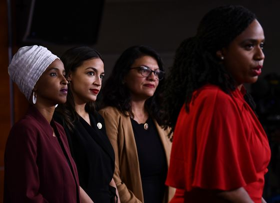 House Condemns 'Racist' Trump Tweets on Four Freshman Members