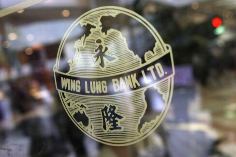 Hong Kong's Wing Lung Markets Dollar Notes; Asia Bond Risk Rises