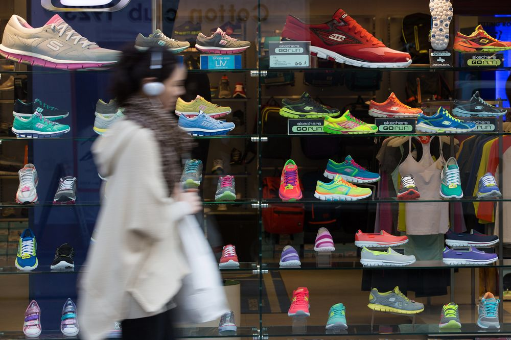 Skechers' Lesson From Toning-Shoe Fad