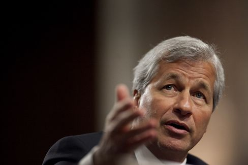 JPMorgan Chief Executive Officer Jamie Dimon