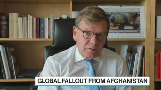 Merkel Ally Slams U.S. for Afghan Debacle as Tensions Rise