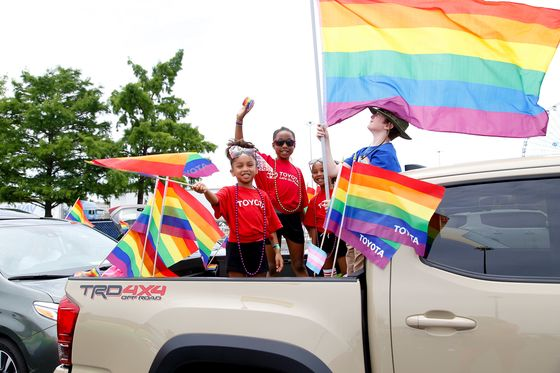 LGBTQ Rights Matter to Asian Carmakers—When They're in the U.S.