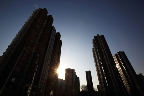 China's Home Prices